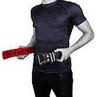 Пояс для важкої атлетики PowerPlay 5053 Чорно-Червоний XL, фото 9