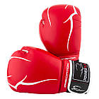 Боксерські рукавиці PowerPlay 3018 Червоні 12 унцій, фото 8