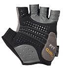Перчатки для фитнеса и тяжелой атлетики Power System Fit Girl PS-2900 S Black, фото 2