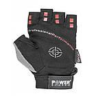 Перчатки для фитнеса и тяжелой атлетики Power System Flex Pro PS-2650 XL Black, фото 3