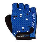 Велорукавички PowerPlay 5451 Синьо-білі 2XS, фото 5