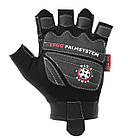 Перчатки для фитнеса и тяжелой атлетики Power System Man's Power PS-2580 S Black, фото 2