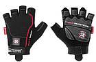 Перчатки для фитнеса и тяжелой атлетики Power System Man's Power PS-2580 XXL Black, фото 4