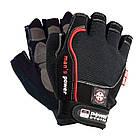 Перчатки для фитнеса и тяжелой атлетики Power System Man's Power PS-2580 XXL Black, фото 5