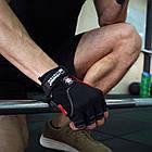 Перчатки для фитнеса и тяжелой атлетики Power System Man's Power PS-2580 XXL Black, фото 6
