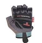Перчатки для фитнеса и тяжелой атлетики Power System Woman's Power PS-2570 S Green, фото 2