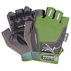 Перчатки для фитнеса и тяжелой атлетики Power System Woman's Power PS-2570 S Green, фото 3