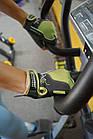 Перчатки для фитнеса и тяжелой атлетики Power System Woman's Power PS-2570 S Green, фото 5
