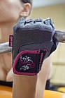 Перчатки для фитнеса и тяжелой атлетики Power System Cute Power PS-2560 женские XS Pink, фото 10