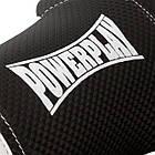 Боксерські рукавиці PowerPlay 3011 Чорно-Білі карбон 16 унцій, фото 2
