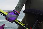 Велорукавички PowerPlay 5023 A Фіолетові XS, фото 5