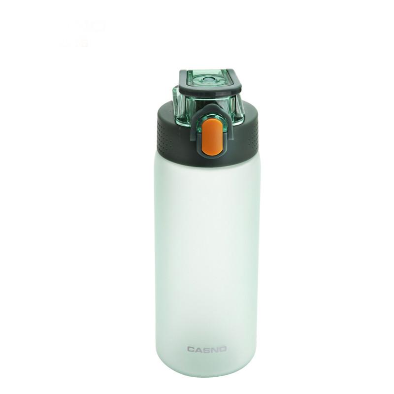 Пляшка для води CASNO 550 мл KXN-1225 Зелена
