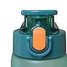 Пляшка для води CASNO 550 мл KXN-1225 Зелена, фото 6