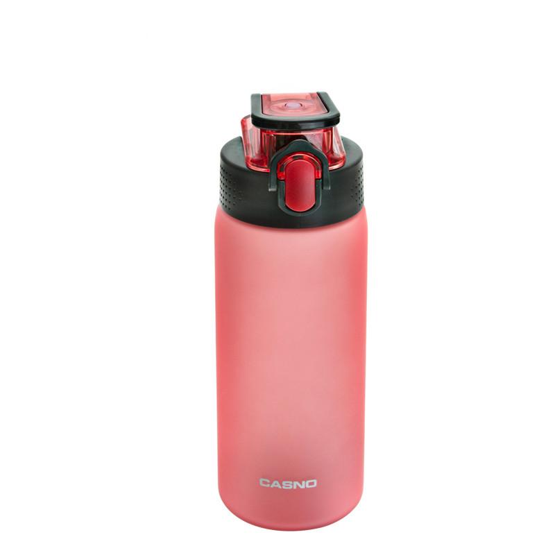 Пляшка для води CASNO 550 мл KXN-1225 Червона