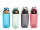 Пляшка для води CASNO 550 мл KXN-1225 Червона, фото 8