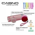 Пляшка для води CASNO 600 мл MX-5014 More Love Фіолетова, фото 5