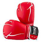 Боксерські рукавиці PowerPlay 3018 Червоні 10 унцій, фото 9