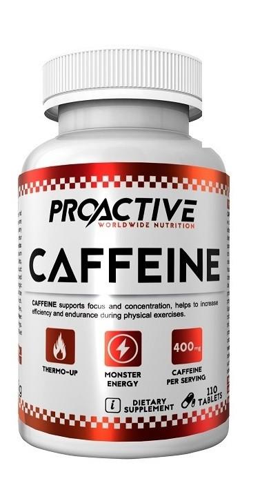 Енергетики ProActive Кофеин (110 tabl)