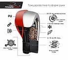 Боксерські рукавиці PowerPlay 3007 Червоні карбон 12 унцій, фото 9