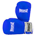 Боксерські рукавиці PowerPlay 3019 Сині 12 унцій, фото 7