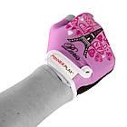 Велорукавички PowerPlay 001 Париж фіолетові S, фото 3