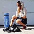Коврик для йоги и фитнеса Power System  PS-4017 FITNESS-YOGA MAT Blue, фото 5