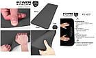 Коврик для йоги и фитнеса Power System  PS-4017 FITNESS-YOGA MAT Black, фото 7