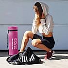 Коврик для йоги и фитнеса Power System  PS-4017 FITNESS-YOGA MAT Pink, фото 5