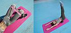 Коврик для йоги и фитнеса Power System  PS-4017 FITNESS-YOGA MAT Pink, фото 6