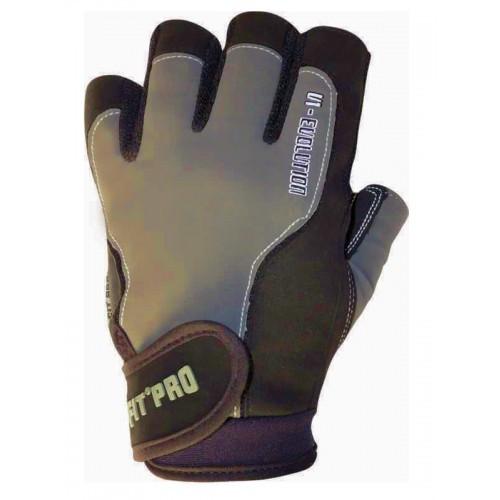 Перчатки для тяжелой атлетики Power System V1 Pro FP-05 S