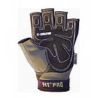 Перчатки для тяжелой атлетики Power System V1 Pro FP-05 S, фото 2