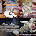 Перчатки для фитнеса и тяжелой атлетики Power System Power Plus PS-2500 M Black/Grey, фото 9