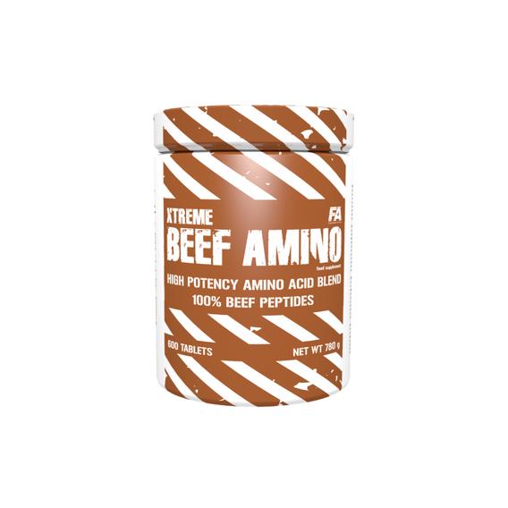 Аминокислоты Fitness Authority Beef Amino (600 tabs)