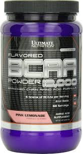 Ultimate Nutrition BCAA 12000 Powder (457g)