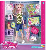 Кукла с питомцами и аксессуарами SKL11-278893