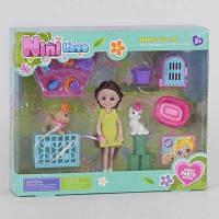 Кукла с питомцами и аксессуарами SKL11-278897