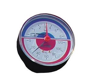 Термоманометр для котлов STROPUVA / Запчасти и комплектующие Стропува, фото 2