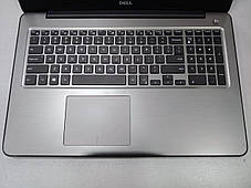 "Dell Inspiron 15 5567 / 15.6"" (1366x768) TN / Intel Core i5-7200U (2 (4) ядра по 2.5 - 3.1 GHz) / 8 GB DDR4 /, фото 3"