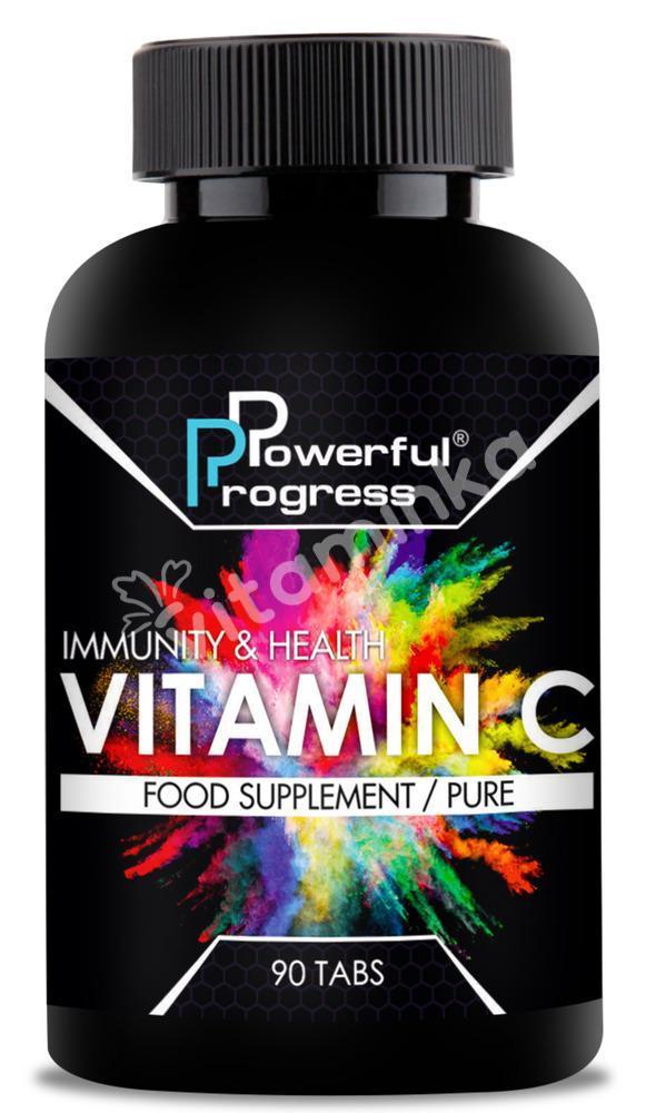 Powerful Progress Vitamin C (90 tab)