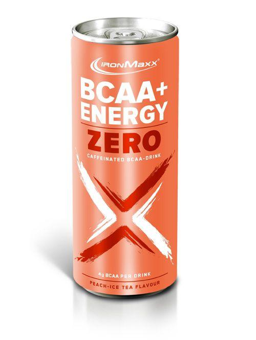 Ironmaxx bcaa energy drink (330 ml)