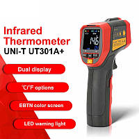 Пирометр UNI-T UT301A+ (-32°С - 420°С) EMS: 0,1-1.00. DS:12:1, фото 1