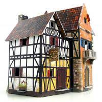 Сборная модель Умная бумага Пекарня серии Средневековый город (243-01)