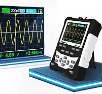 MDS-120M портативный осциллограф 1 х 120 МГц, фото 2