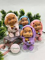 Мыло ручной работы Яшка с печенькой Год Быка Новогодний сувенир