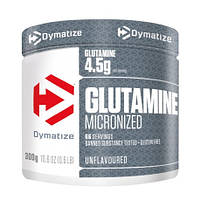 Аминокислота Dymatize Glutamine Micronized, 300 грамм