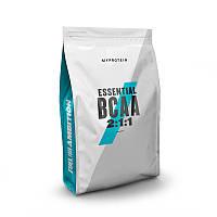 BCAA MyProtein BCAA 2-1-1, 250 грамм Ягодный взрыв