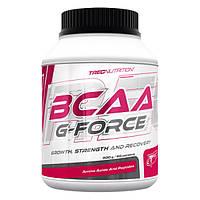 BCAA Trec Nutrition BCAA G-Force, 600 грамм Апельсин