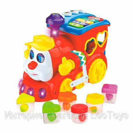 Игрушка Hola Toys Паровозик (556)