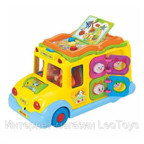 Игрушка Hola Toys Школьный автобус (796)