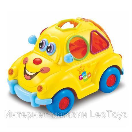 Игрушка Hola Toys Фруктовая машинка (516)